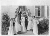 Boarding Hall Girls: 1892 - 93